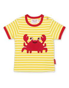 Up To 50% off Toby Tiger's Organic Clothing for Kids - Delivery £3.99 or FREE over £50