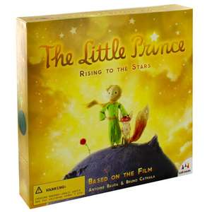 The Little Prince - Rising To The Stars Board Game £10.49 Delivered (Free Postage Over £30) @ The Works