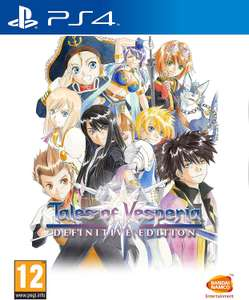 Tales of Vesperia: Definitive Edition (PS4) £14.95 Delivered @ The Game Collection