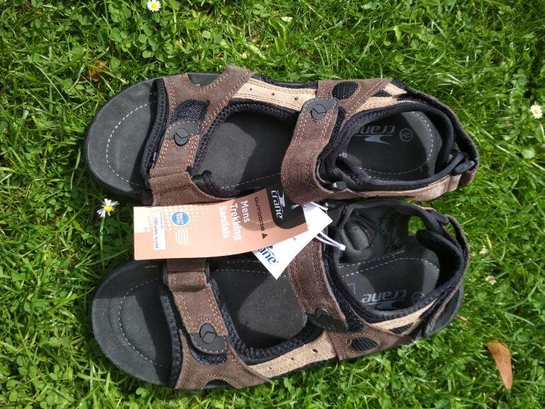 Mens Trekking Sandals Aldi £12.99 instore