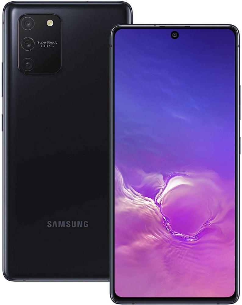Samsung Galaxy S10 Lite G770FD 4G 128GB 8GB P.BLACK £369.99 @ Portus Digital