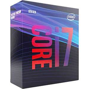 INTEL i7-9700 3.0Ghz 8 cores, 8 threads, 12MB Cache CPU £299.97 @ Amazon