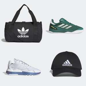 Up to 50% Off Outlet Sale + Extra 25% Off Outlet and selected Full Price using code in the 'Back to School' promo + Free Delivery @ adidas
