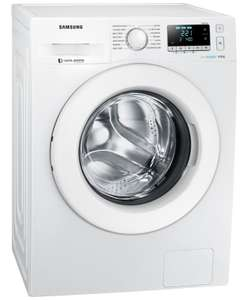 Samsung ecobubble WW90J5456MW Free Standing 9KG 1400 Spin Washing Machine A+++ White + 5 year warranty for £349 delivered @ Argos
