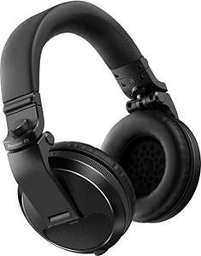 Pioneer DJ HDJ-X5-K DJ Headphones Black £64.60 @ Amazon