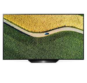 "Refurbished LG OLED55B9PLA (2019) 55"" Smart 4K Ultra HD OLED TV HDR Freeview Play £838.99 @ Electrical Deals"