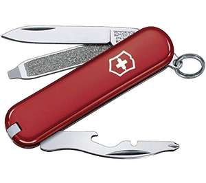Victorinox Rally Swiss Army Pocket Knife (Multi Tool, 9 Functions) Red £8.81 Prime (+£4.49 non Prime) Delivered @ Amazon