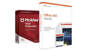 Office 365 (Now Microsoft 365) Home - Up to 6 users - Multiple PC's/Mac's, Tablets and Phones - 1 Year £39.99 (free collection) @ Argos