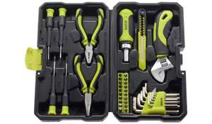 Guild 40 Piece Stubby Hand Tool Kit now £10 + 2 year guarantee @ Argos (Free Click & Collect)