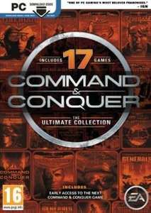 Command and Conquer: The Ultimate Collection PC / Origin £2.99 @ CDKeys