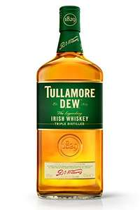 Tullamore D.E.W. Irish Whiskey, 70 cl - £16 (Prime) + £4.49 (non Prime) at Amazon