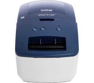BROTHER QL-600B Label Printer £29.99 Delivered @ Currys - 3 Year Guarantee