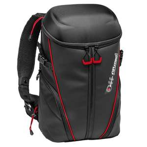 Manfrotto MB OR-ACT-BP Offroad Stunt Backpack In Black - For Action Cameras - £44.10 Delivered Using Code @ eBay / cameracentreuk