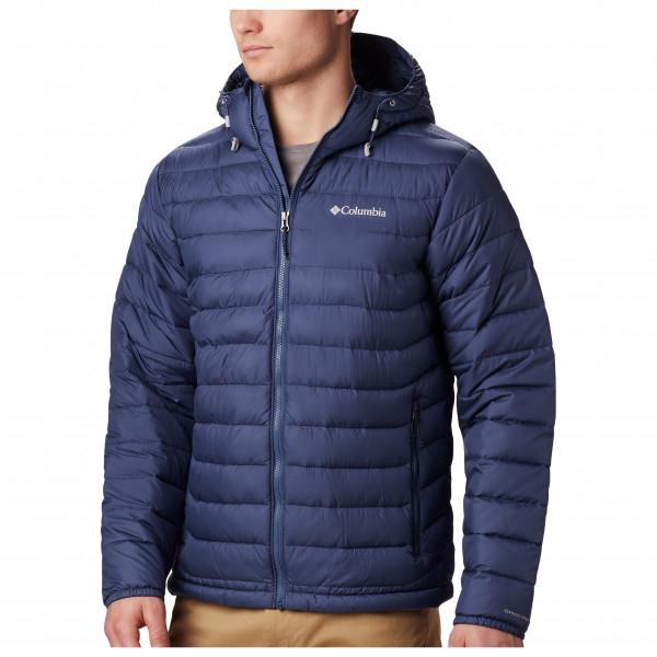 Columbia - Powder Lite Hooded Jacket - Synthetic jacket - Dark Mountain - £40.57 / £44.56 delivered @ Alpine Trek