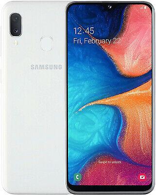 "Samsung Galaxy A20e Dual SIM SM-A202F White 5.8"" LTE 32GB @ Technolec Ebay"