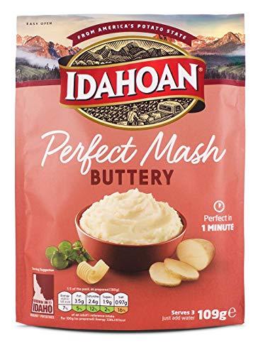 Idahoan Buttery Potato Mash, Pack of 12 - £12 prime / £16.49 non prime @ Amazon