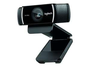 Logitech c922 Webcam - in stock also £92.93 delivered C270 in stock - £89.44 @ BT Shop