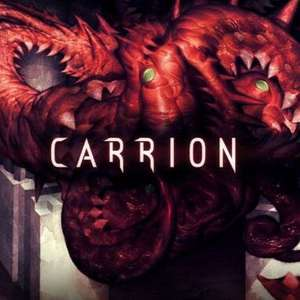 CARRION £4.95 @ GOG Russia (VPN)