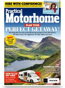 Practical Caravan and Practical Motorhome free magazine from Daily Mail