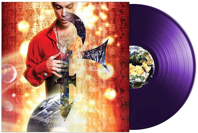 Prince - Planet Earth (Lenticular Sleeve) Purple Vinyl £18.99 Prime / £21.98 non-Prime @ Amazon