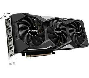 GeForce GTX 1660 SUPER 6 GB GAMING OC (Only 3 available) Opened – never used £183.75 @ currys_clearance eBay