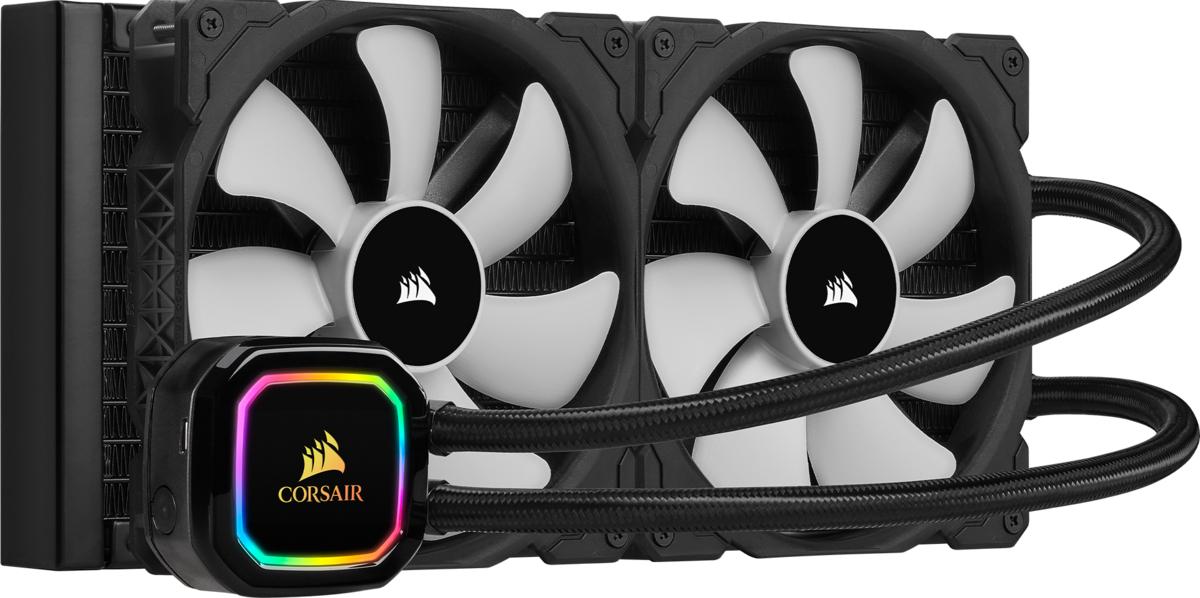 Corsair H115i RGB PRO XT Liquid CPU Cooler - £124.99 @ Scan + Free delivery