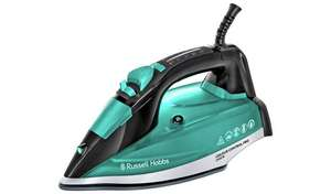 Russell Hobbs 22860 Colour Control Steam Iron £19.99 click and collect at Argos