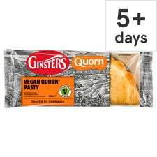 Ginsters Vegan Quorn Pasty 180G £1 at tesco