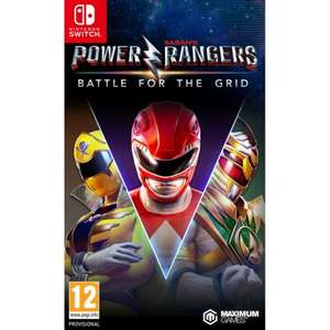 Power Rangers: Battle For The Grid - Collector's Edition (Switch / PS4 / XBox One) £21.95 (Preorder) @ The Game Collection
