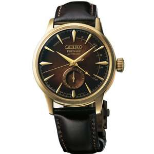 SEIKO Men's Limited Edition Presage Cocktail Automatic Watch SSA392J1 £292.50 @ HILLIER JEWELLERS