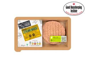 Without Meat Plant-Based Burger Patties 2 for £1.29 @ Lidl