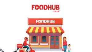 £8.50 off Roma Pizza (Stourbridge) via Foodhub when you spend £10 (New Customers only) - Effectively £1.50 - via Vouchercloud