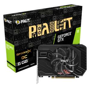 **B GRADE** GEFORCE GTX 1660 SUPER STORMX OC 6144MB - £125 @ Overclockers