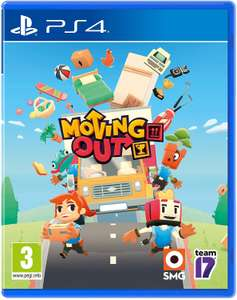 Moving Out (PS4) £13.94 Delivered @ 365games