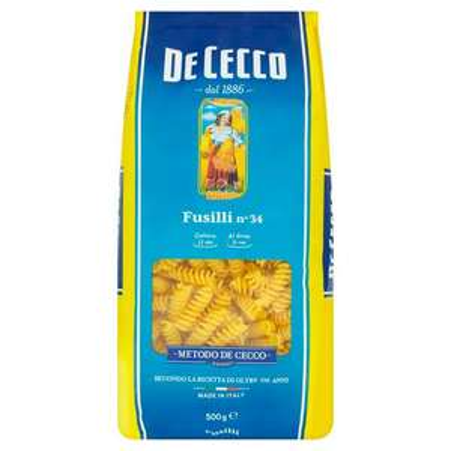 De Cecco pasta (all varieties) £1 at Sainsbury's