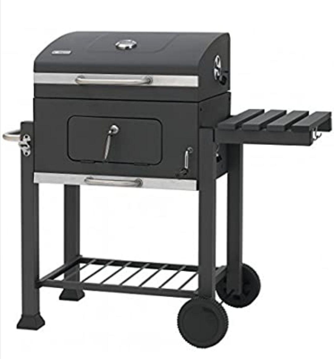 Toronto Click Charcoal BBQ - £40 @ LIDL (Llandudno)