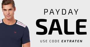 Standout Men's Clothing Sale 10% off everything - Delivery from £1.99