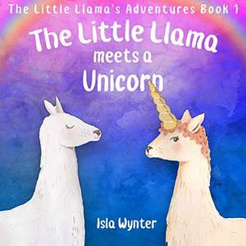 Free children's ebook: The Little Llama Meets a Unicorn @ Amazon Kindle