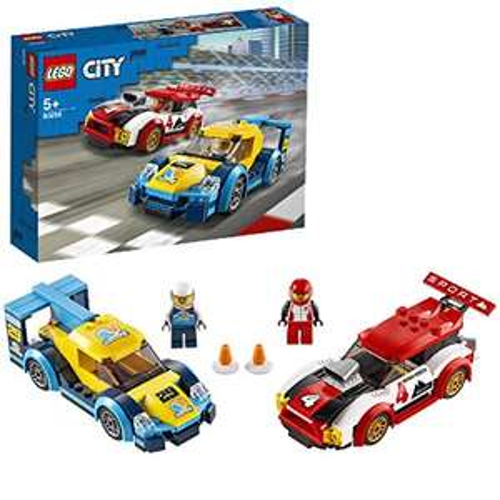 LEGO 60256 City Nitro Wheels £13.50 (Prime) + £4.49 (non Prime) at Amazon