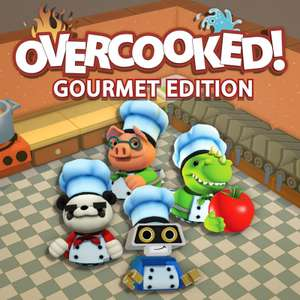 Overcooked: Gourmet Edition (PC) - £3.89 / DRM Free @ GOG