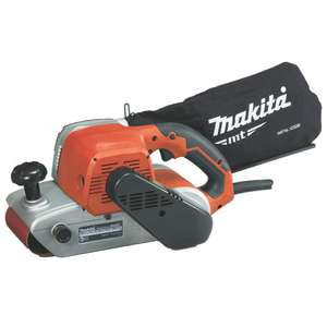 Makita MT 240V Corded 940W Belt sander M9400 - £80 - C&C Only - Limited Stock - Trade Point (B&Q Cheetham Hill)