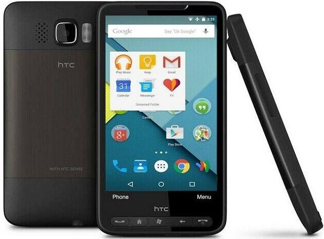 4.3'' HTC HD2 T8585 (Unlocked) with charger Manufacturer refurbished smart phone GRADE A Delivered for £9.71 @ mobstartrade / eBay