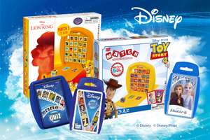 25% off disney toys with o2 priority