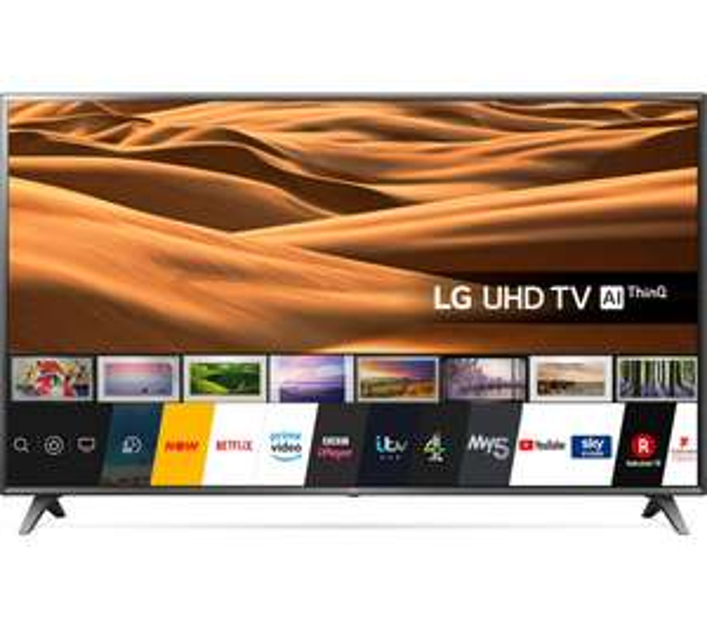 "LG 75UM7050PLA 75"" Smart 4K Ultra HD HDR LED TV + 5 years warranty for £707.98 @ Costco"
