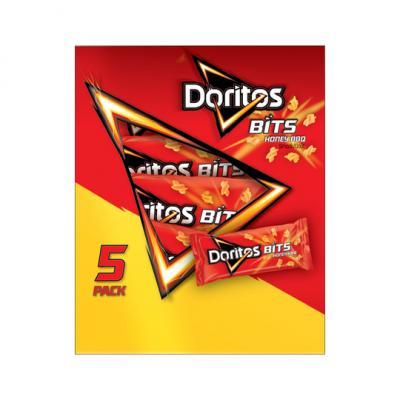 Doritos Bits Honey BBQ 5pk (30g each pack) £1 @ Home Bargains Worcester