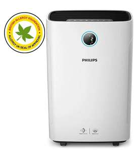 Philips Series 3000i 2-in-1 Purifier and Humidifier - £371. 26 @ Amazon