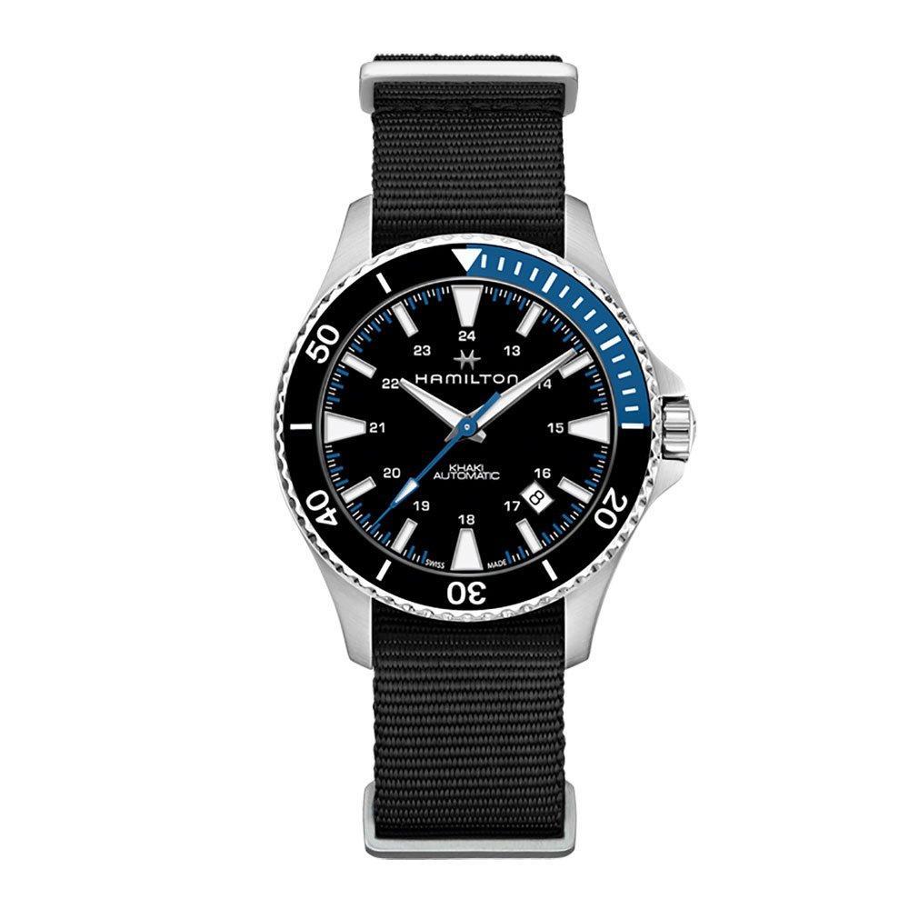 Hamilton Khaki Navy Scuba Automatic Men's Watch £436 @ Beaverbrooks
