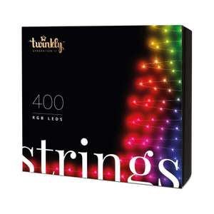 32m Smart App Controlled Twinkly Christmas Fairy Lights - Gen II (Other lengths available) £139.99 @ FestiveLights