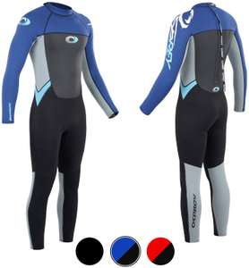 Osprey Men's Full Length 3 mm Neoprene Summer Wetsuit (size Medium Tall only) £36.91 (-£1 for no rush) @ Amazon
