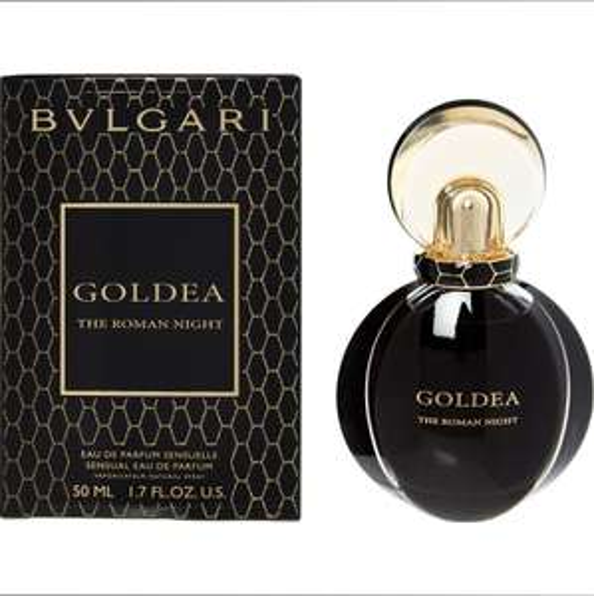 BVLGARI Goldea The Roman Night EDP 50ml £29.99 + £3.99 p&p at TK Maxx